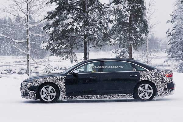 Audi Set To Compete With The S-Class Maybach By Reviving The Horch Edition A8 L