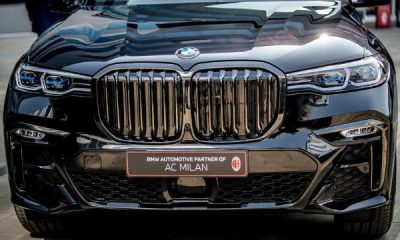 AC Milan Players Will Get Free BMW After Club Partnered Autogiant - autojosh