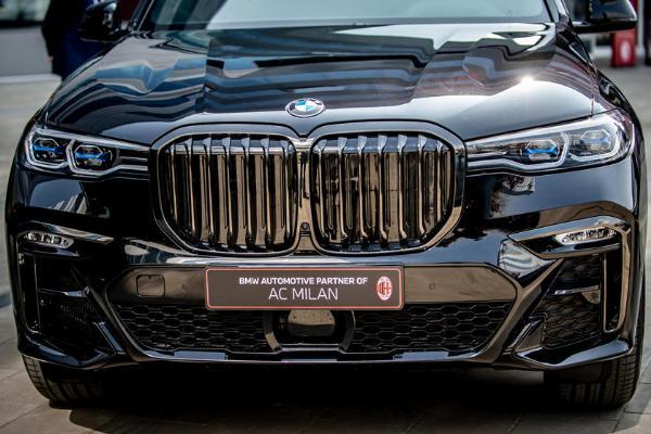 AC Milan Players Will Get Free BMW After Club Partnered Autogiant - autojosh