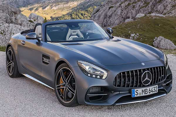 Mercedes-AMG To Replace The AMG-GT Roadster With The Upcoming SL