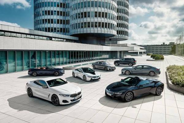 BMW Group Delivered A Record 636,606 BMW, Rolls-Royce And MINI Vehicles In First Quarter - autojosh