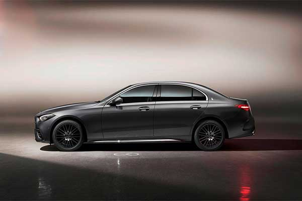 Mercedes-Benz Launches C-Class L (Long Wheel Base Version) For Chinese Market