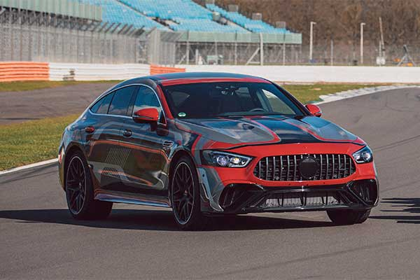 Recharging While Drifting ? Mercedes-AMG Hybrids Will Be Capable Of Such Feat
