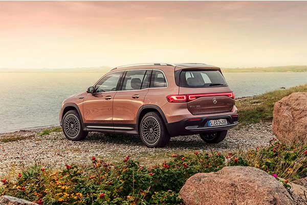 Mercedes-Benz Launches GLB Based EQB Electric SUV