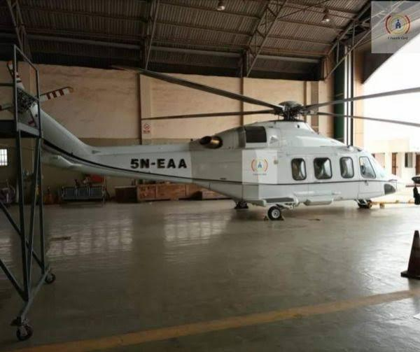 FG Suspends RCCG Pastor Adeboye's $12m Helicopter From Flying Due To Safety Concern - autojosh