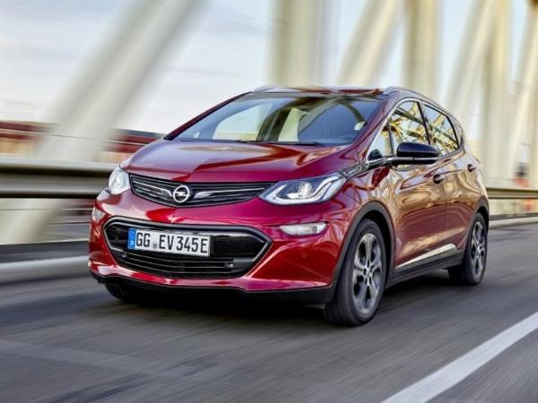 FRSC 'Bans' Opel Ampera-e EV On Nigerian Roads Due To Battery Problems That May Cause Fire - autojosh