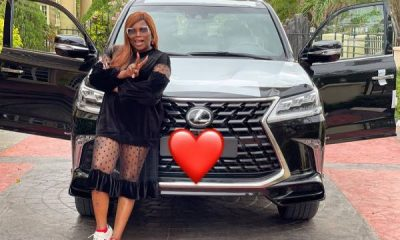 Funke Akindele's Lexus SUV, Pasuma's G-Wagon, Hummer SUV, Here Are News In April You Have Missed - autojosh