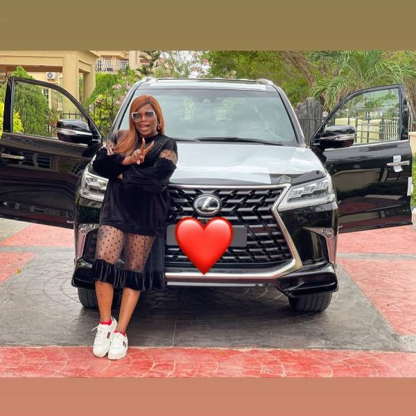 Davido, Funke Akindele, Pasuma, Here Are 8 Stars Who Have Acquired Luxurious Cars Since The Beginning Of 2021 - autojosh