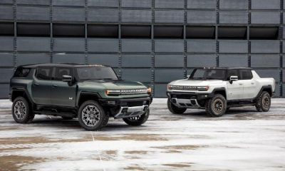 Check Out 2024 GMC Hummer EV SUV, An Electric 'Supertruck' With 830-HP - autojosh