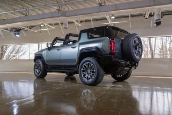 GMC Hummer EV SUV Vs Pickup : Here Are The Main Differences - autojosh