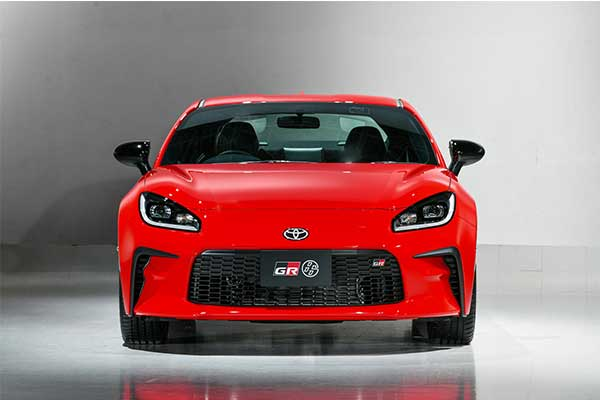 2022 Toyota GR 86 Unveiled Which Is More Powerful Than Before