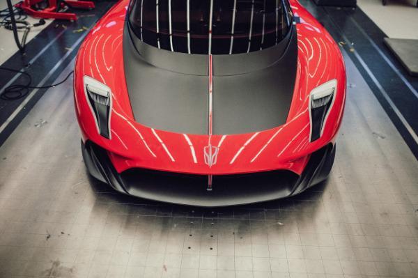 $1.45m Hongqi S9 With Gull-wing Doors Is China's Answer To Bugatti And Koenigsegg - autojosh