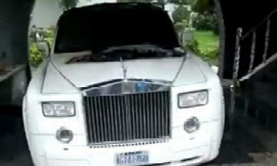 Hope Uzodinma's Rolls-Royce Phantom Burnt During Attack On Imo Governor's Residence - autojosh