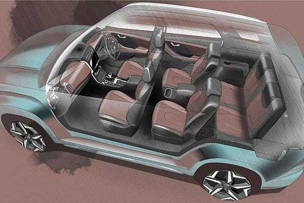 Hyundai Debuts The Creta Based Alcazar 7-Seater SUV
