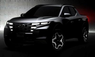 Hyundai Releases Teaser Images Of Upcoming Santa Cruz Pickup Truck Ahead Of April 15th Debut - autojosh
