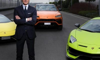 Lamborghini Cars Almost Sold Out For The Year As Customers Goes Post-lockdown 'Revenge Spending' Spree - autojosh
