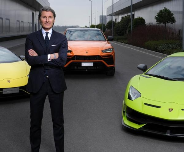 Lamborghini Set Record First Quarter, Sold 2,422 Vehicles From January To March - autojosh