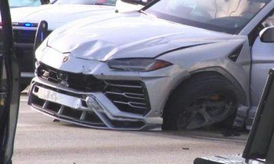 Lamborghini Urus SUV Driver Arrested For Hit-and-Run Crash That Left Security Man Critically Injured - autojosh