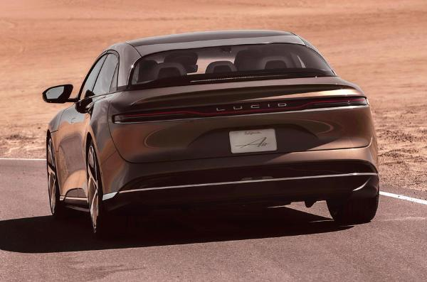 What We Know About Lucid Air, The 517-mile Luxury Electric Car Ben Bruce Just Ordered - autojosh