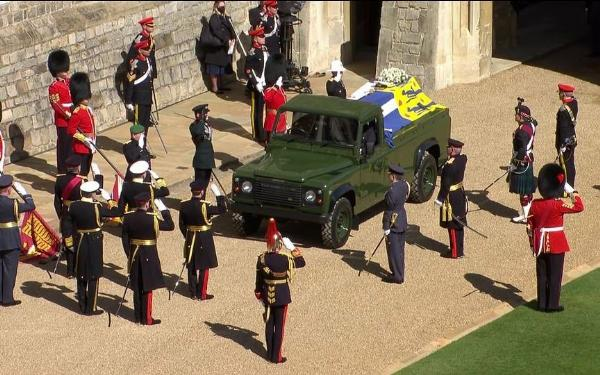 Rolls-Royces, Bentleys, Range Rovers, Here Are Luxury Cars Spotted At Prince Philip's Funeral - autojosh
