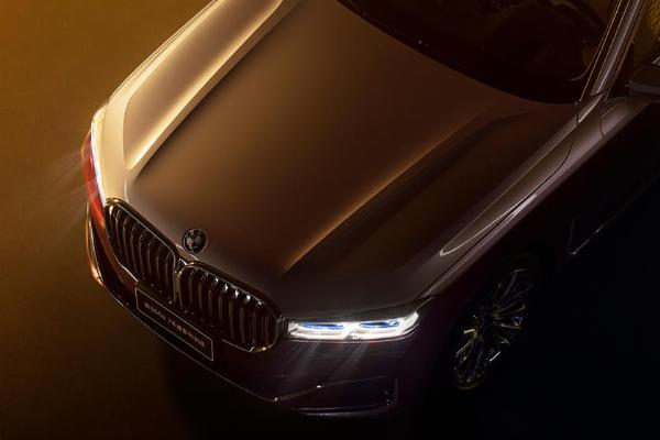 This $400k Maybach-inspired Two-tone BMW 7-Series Is Specially Designed For China Market - autojosh