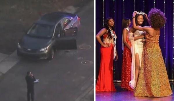 Nigerian Beauty Queen Najeebat Sule Shot Dead In Her Toyota Corolla Car In US - autojosh