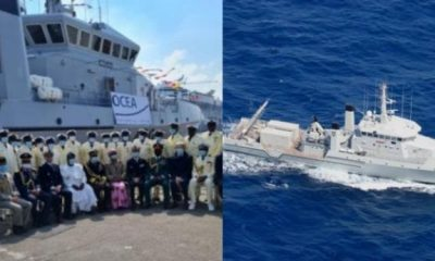 Nigerian Navy Takes Delivery Of Hydrographic Survey Vessel In France - autojosh