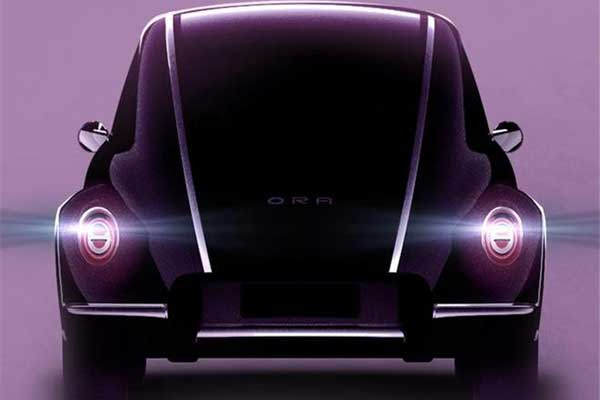 Ora By Great Wall Launches A 4-Door Electric Vehicle That Looks Like A VW Beetle