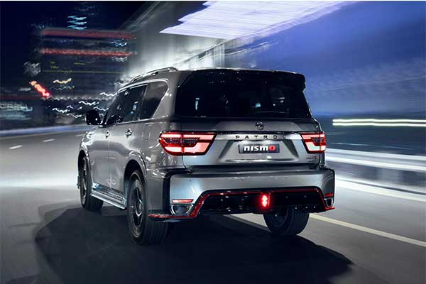 Need An Affordable High Powered SUV? Nissan Patrol Nismo Got Your Back
