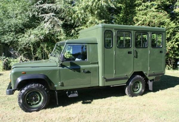 Coffin Of Prince Philip Will Be Ferried By Modified Land Rover Hearse He Helped Design In 2005 - autojosh