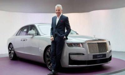 Rolls-Royce Recorded Best First Quarter Sales In His 116-years History, Delivered 1,380 Luxury Cars - autojosh