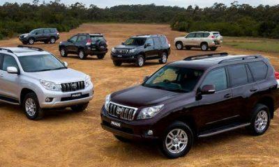 Senate Probes FG Agency's Sale Of Two Toyota Prado SUVs Worth N31m For N1.5m - autojosh