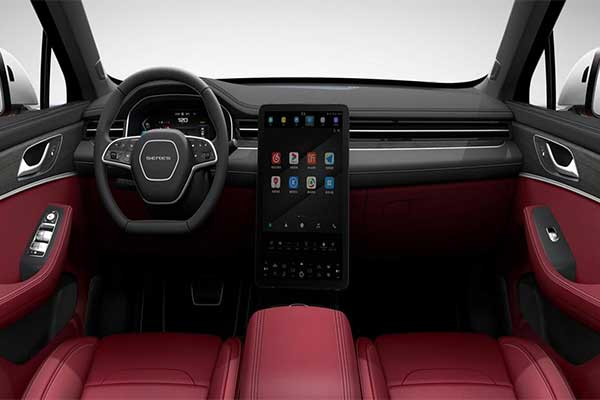 Huawei Beats Apple To The Punch With Launch Of 1st Car Which Is An SUV