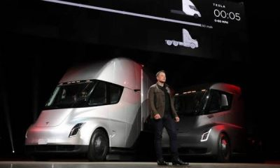 Tesla Is Hiring Semi Truck Technicians To Support Factory Route - autojosh
