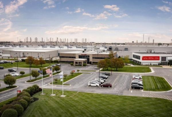 Toyota Invest $803M Into Indiana Plant To Build 2 New SUVs, Including Self-driving Lexus - autojosh