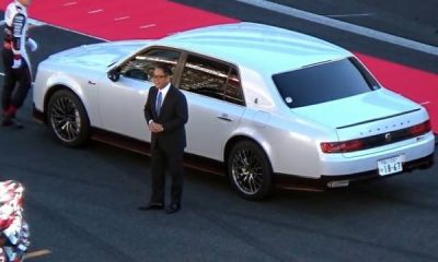 Toyota President Akio Toyoda Named 2021 World Car Person Of The Year - autojosh