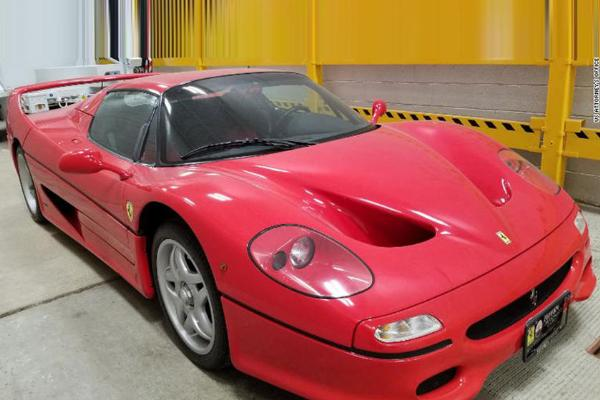 Two Rich Guys Fights For Stolen $1.9m Ferrari As U.S. Goes To Court To Know The Rightful Owner - autojosh