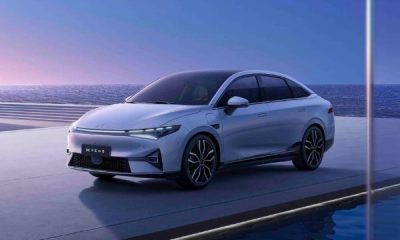 Chinese Tesla Rival Xpeng Motors Launches P5 Sedan With New Driverless Features - autojosh