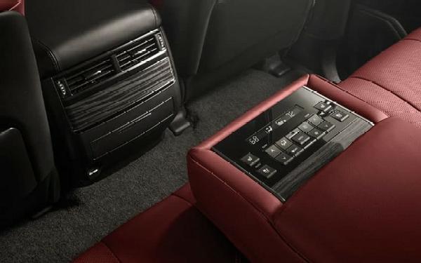 2021 Lexus LX 570 SUV : Specs, Trims, Photos - autojosh