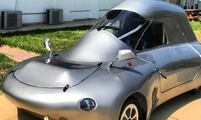 21 Year Old Nigerian Heads Electric Car Project In Turkey - autojosh