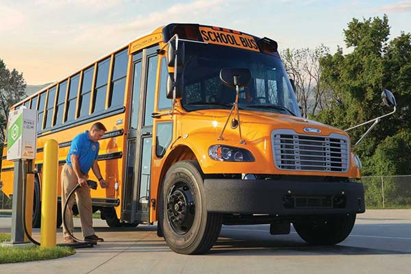 Lion Plans To Set Up Plants To Building Electric School Buses And Trucks - autojosh