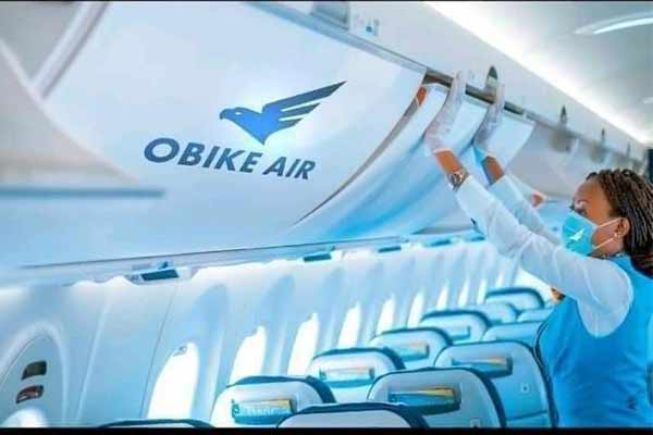 Anambra State-born Ifeanyi Obike Set Launch Global Airline 'Obike Air', Will Compete With British Airways, Lufthansa - autojosh