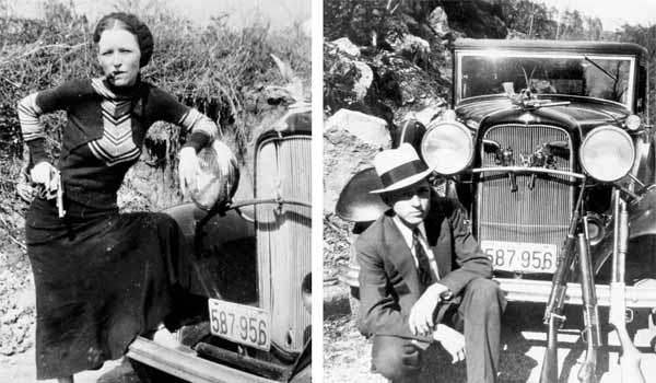 Bonnie v8 & clyde 1934 ford Ford V8