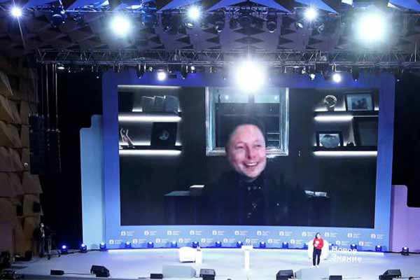 Elon Musk Says Tesla Is Considering A Plant In Russia (PHOTOS)