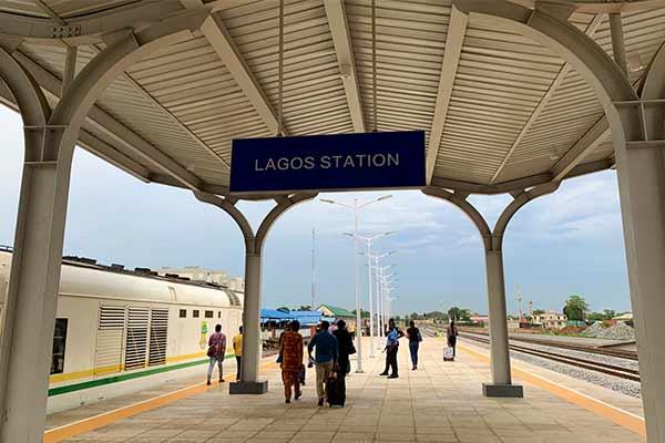 Ebute Metta Train Station Set To Operation - FG - autojosh