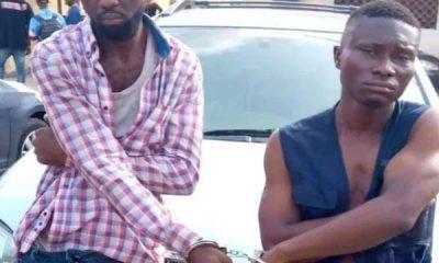 Lagos Police Command Arrests Suspected Armed Robbers, Recovers Stolen Lexus SUV - autojosh