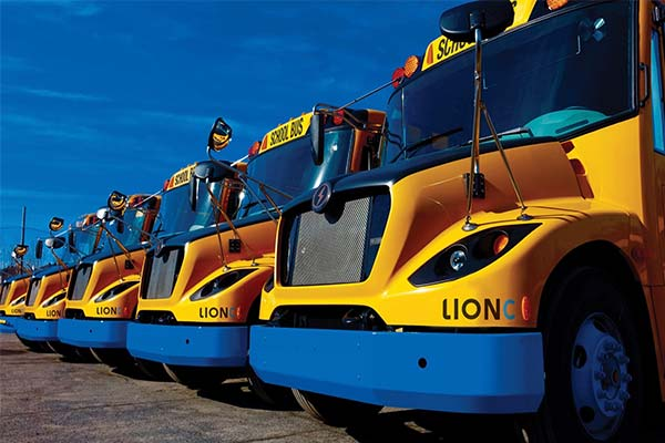 Lion Intends Building Largest Plant In US, Producing Electric Buses, HD Trucks, To Be Located In Illinois (PHOTO)