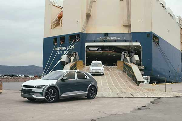 Norway Receives First Batch Of Hyundai Ioniq 5 Electric Cars - autojosh