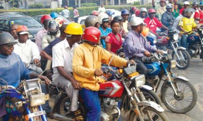 Okada Riders Protest In Abuja Over The Killing Of Their Colleagues - autojosh