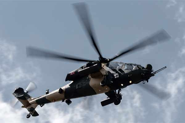Philippine Air Force Acquires 6 Attack Helicopters From Turkey Worth $269m - autojosh